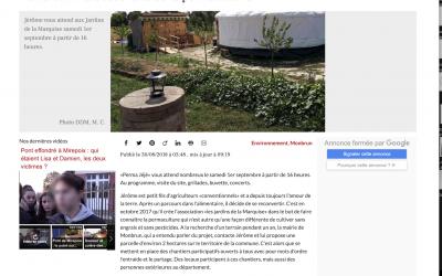 «Monbrun. A la découverte de la permaculture»